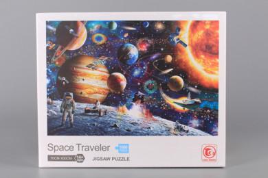 Пъзел Space Traveler - 1000 ел.