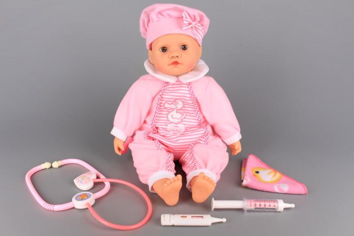 Бебе болничко с течащо носле