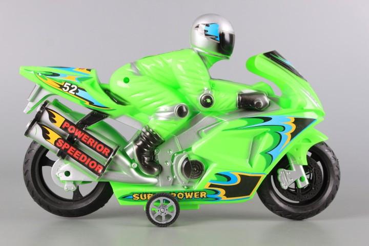 Мотор с моторист - фрикционен