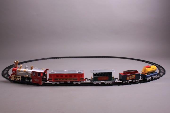 Влак пушещ-15 елемента