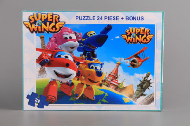 Пъзел SUPER WINGS - 24 елемента