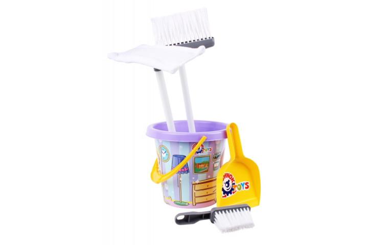Комплект за почистване-5 части