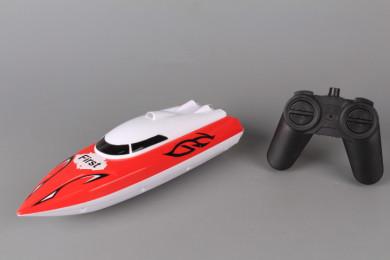 Лодка радиоуправляема