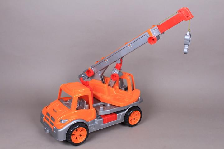 Автокран-57 см.