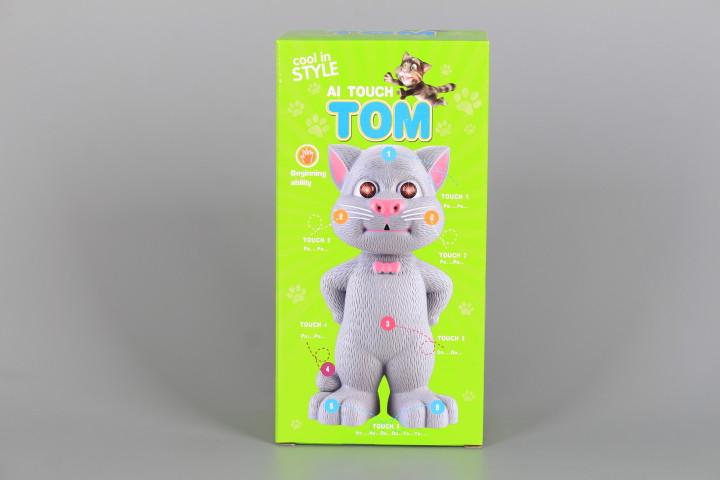 Говорещо коте Том