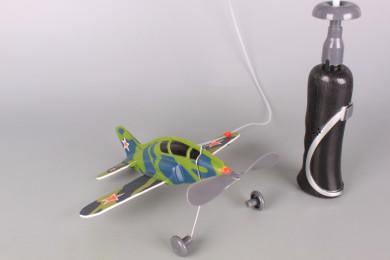 Самолет с управление