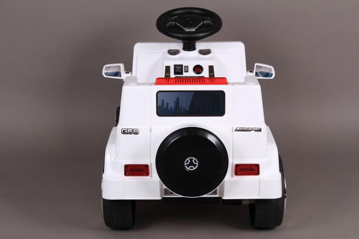 Джип с акумулатор и родителски контрол