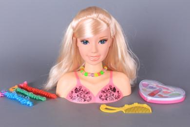 Кукла за прически и гримиране
