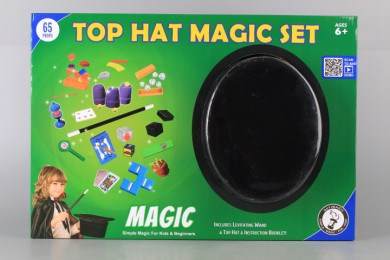 Комплект Фокуси-65 трика и шапка