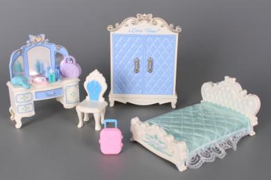 Обзавеждане за кукла Спалня