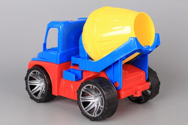 Камион бетоновоз - 27 см.