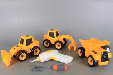 К-т Строителни машини и инструменти за разглобяването им