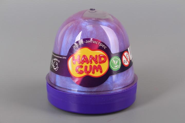 Дъвка за ръце - виолетова