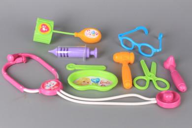 Докторско куфарче Barbie-10 ел.