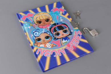 Таен дневник с катинарче - L.O.L. Surprise!