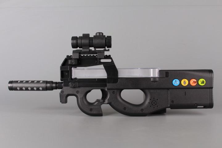 Автомат със звукови и светлинни ефекти