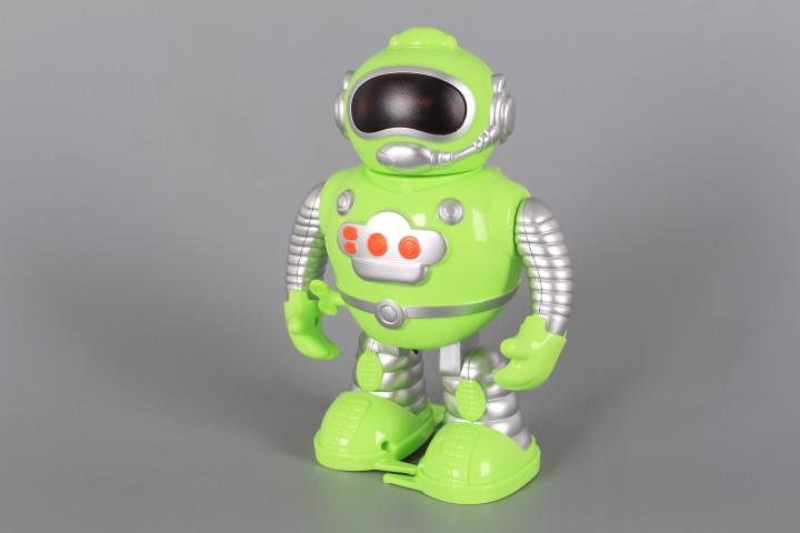 Музикален робот с ключе