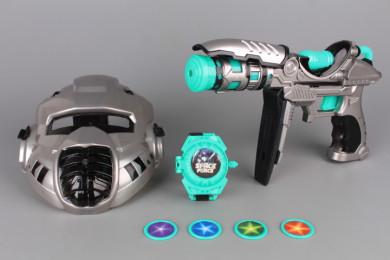Маска и оръжия