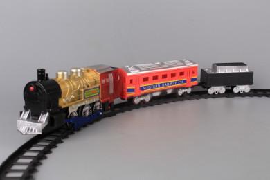 Влак пушещ-11 ел.
