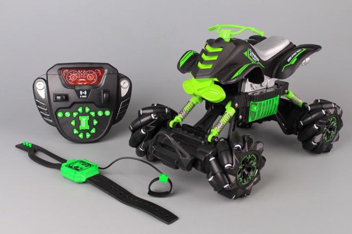 Радиоуправляемо ATV за дрифт с GRAVITY сензор