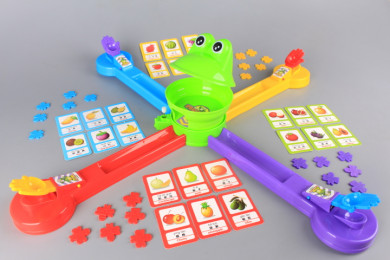 Игра Гладна жабка