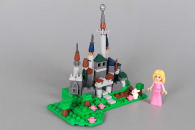 Конструктор Зъмък и принцеса