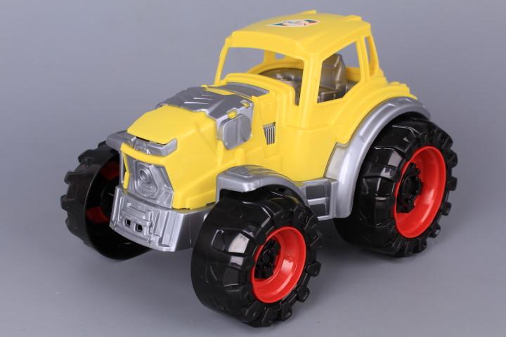 Трактор Тексас-25 см.