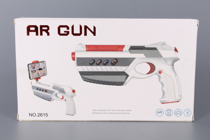 Пистолет за добавена реалност (AR Gun)