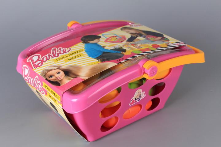 Кошница с продукти Barbie