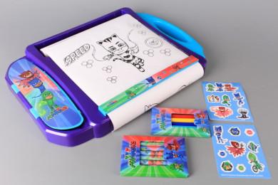 Комплект за оцветяване - PJ MASKS