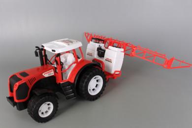 Трактор с поливен инвентар-фрикционен