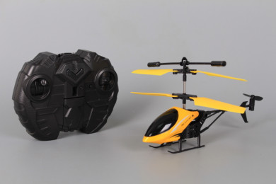 Радиоуправляем хеликоптер