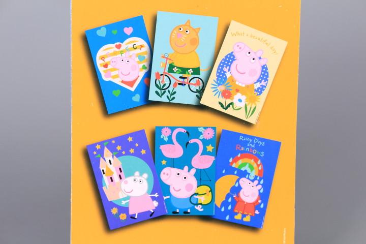 Вълшебна книжка Водна магия PEPPA PIG