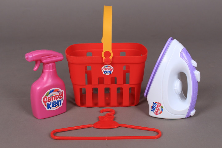 Комплект за гладене Candy & Ken