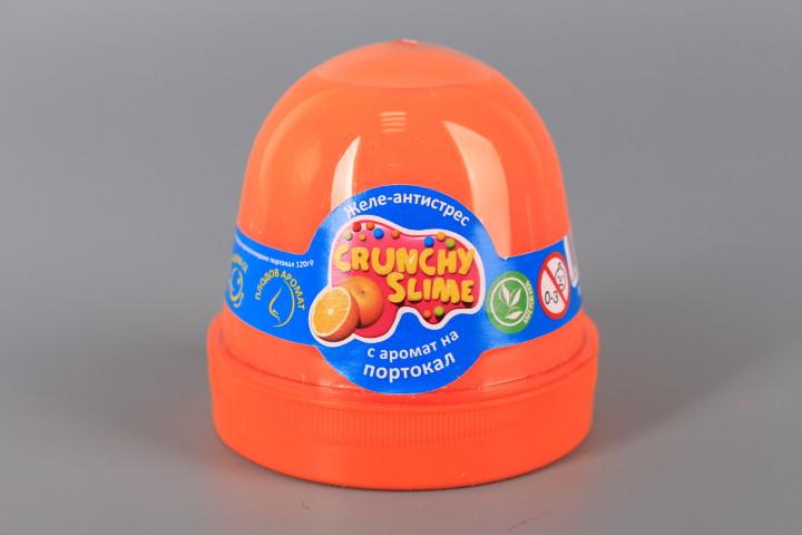 Желе хрущящо с аромат портокал