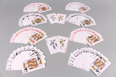 Карти за игра - 2 тестета