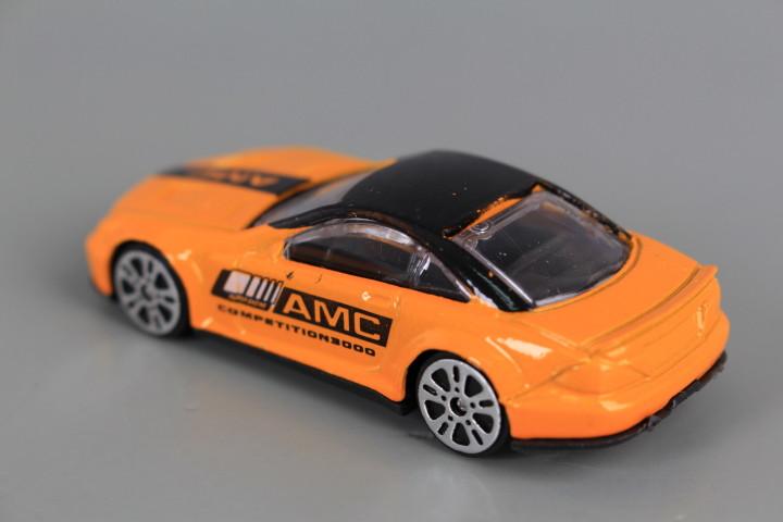 Метална кола