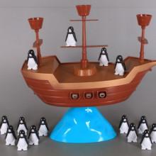 Игра Пингвини-пирати