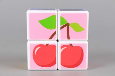 Магнитни кубчета Плодове