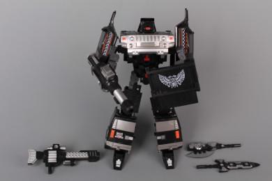 Трансформер робот-джип