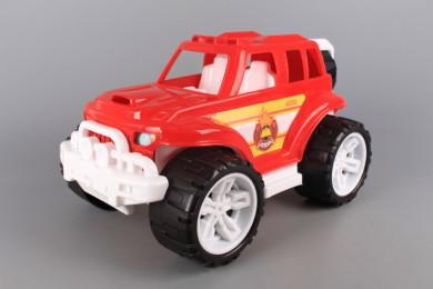 Джип пожарен