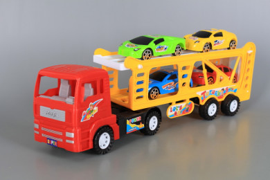 Автовоз с 4 коли