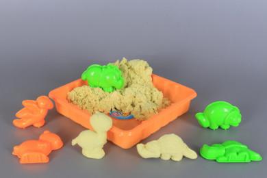 К-т Памучен магически пясък и формички