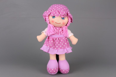 Парцалена кукла-36 см.