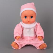 Бебе в мултифункционално кошче
