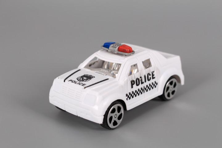 Конструктор в чанта Полицейски участък-107 елемента