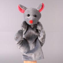 Плюшена животинка за  куклен театър