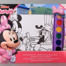 Комплект за оцветяване - MINNIE MOUSE