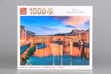 Пъзел Понте Векио Флоренция - 1000 ел.
