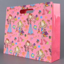 Подаръчна торбичка-бебешка 38*10*32 см
